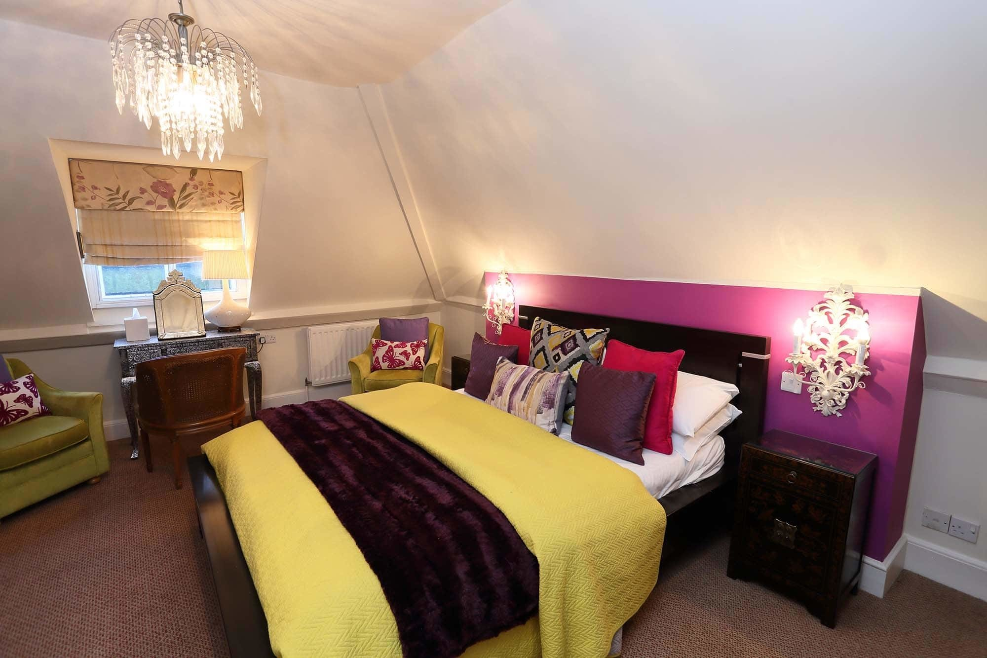 Room 15, Rowton Castle Accommodation